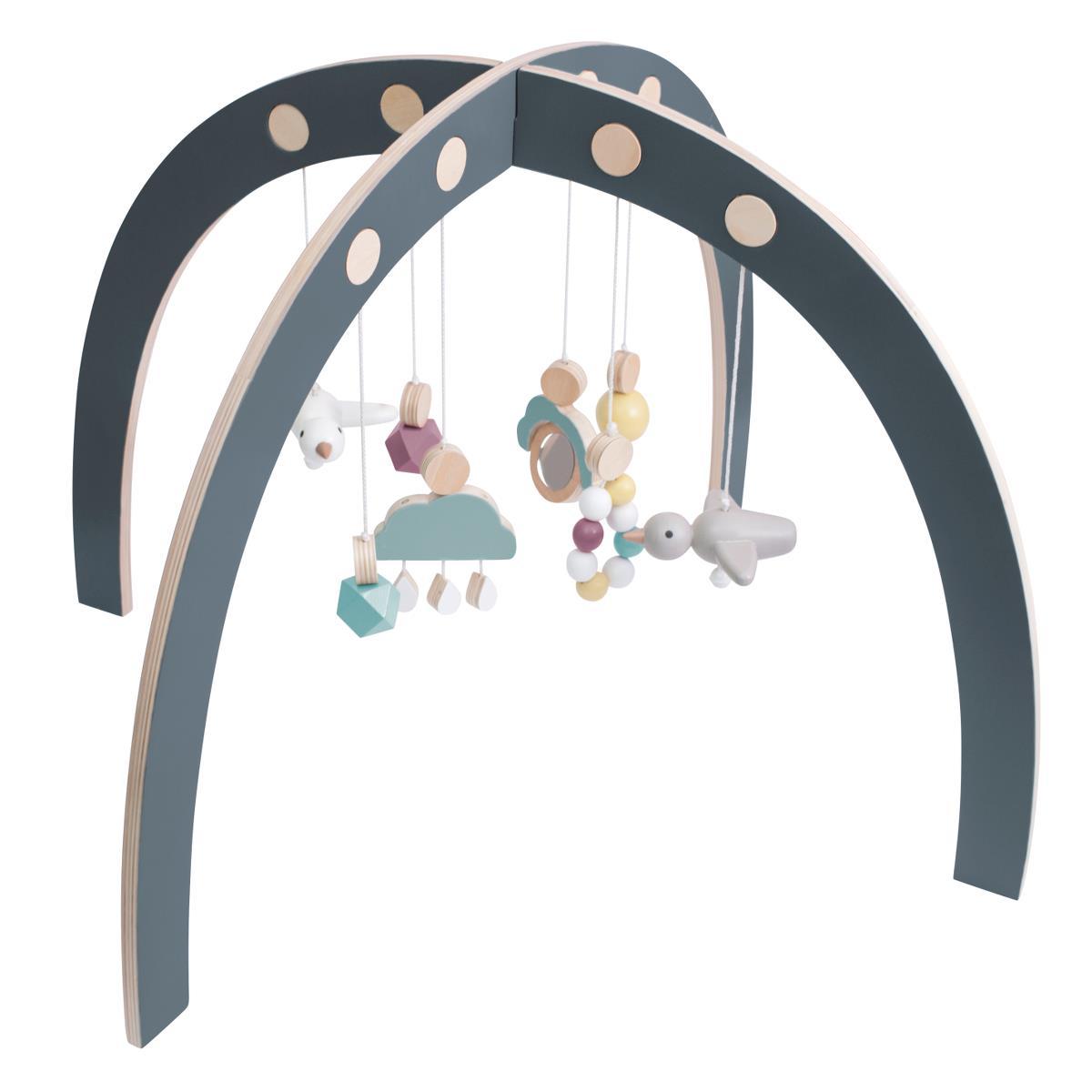 arche d 39 veil en bois grise judy the fox. Black Bedroom Furniture Sets. Home Design Ideas