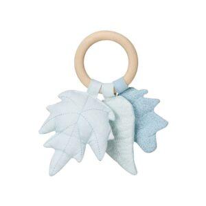 hochet-pour-bebe-feuilles-bleues-cam-cam