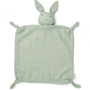 doudou-agnete-lapin-vert-menthe-liewood