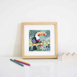 poppik-stickers-gommettes-tableau-décoration-chambre
