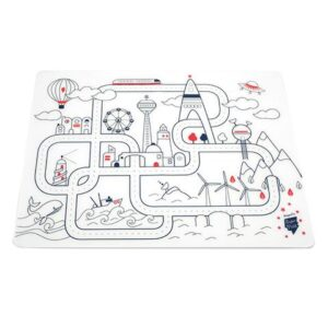 set-de-table-super-petit-en-silicone-a-colorier-theme-city