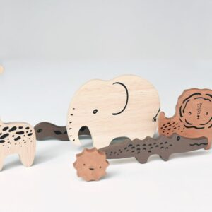 puzzle-en-bois-theme-safari-wee-gallery