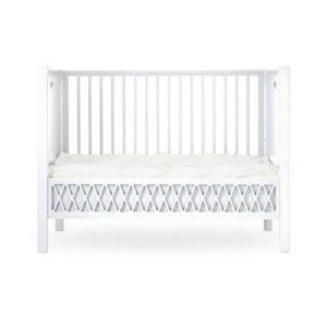 lit-pour-bebe-évolutif-harlequin-blanc-marque-cam-cam