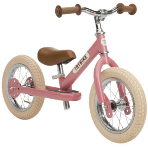 draisienne-en-acier-vintage-coloris-rose-marque-trybike
