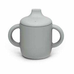 tasse-d-apprentissage-silicone-enfant-gris-liewood