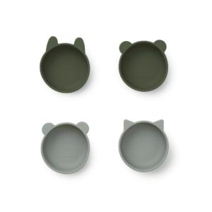 set-de-bols-en-silicone-vert-liewood