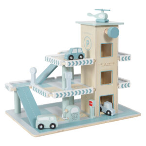 garage-en-bois-etages-jouet-little-dutch