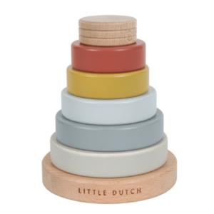 tour-anneaux-a-empiler-jouet-eveil-little-dutch