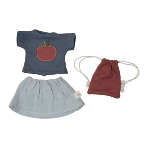 tenue-de-poupee-tshirt-jupe-fabelab