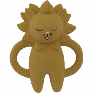 anneau-de-dentition-caoutchouc-lion-konges-slojd