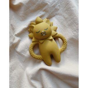anneau-de-dentition-bebe-lion-konges-slojd