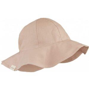 chapeau de soleil rose enfant liewood