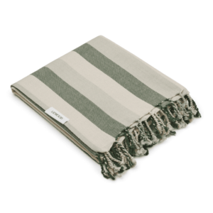 serviette-de-plage-mona-liewood-vert
