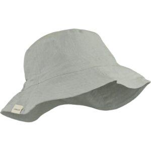 chapeau de soleil bebe colours bleu gris