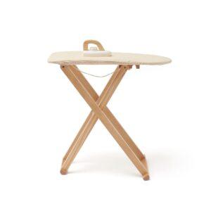 table à repasser en bois et son fer pour enfant