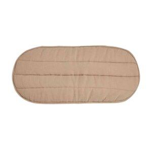 tapis à langer en coton bio