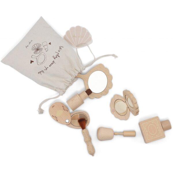 Kit de maquillage en bois konges slojd