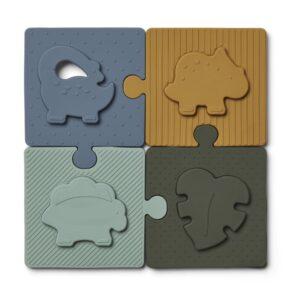 puzzle en silicone pour enfant