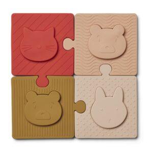 puzzle en silicone liewood