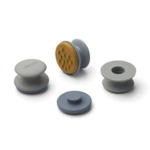 lot de 8 tampons en silicone pour enfant